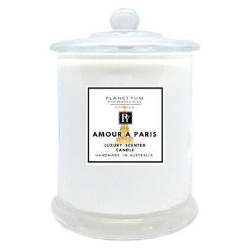 Amour a Paris Luxury Scented Candle