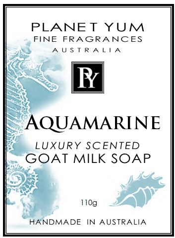 Aquamarine Everyday Goat Milk Soap