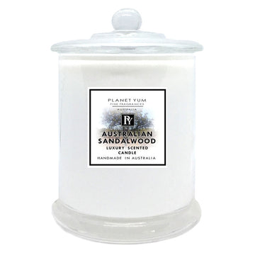 Australian Sandalwood Luxury Scented Candle