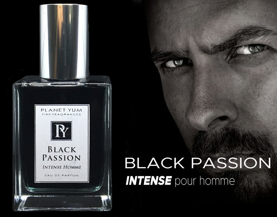 Black Passion Intense Perfume for Men