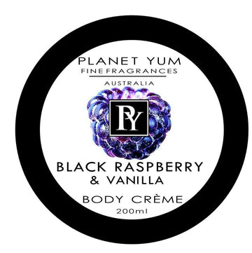Black Raspberry & Vanilla Body Butter