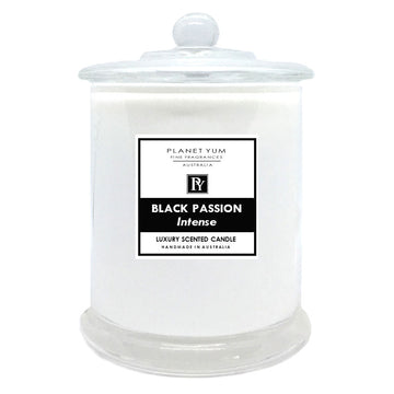 Black Passion Intense Luxury Scented Candle