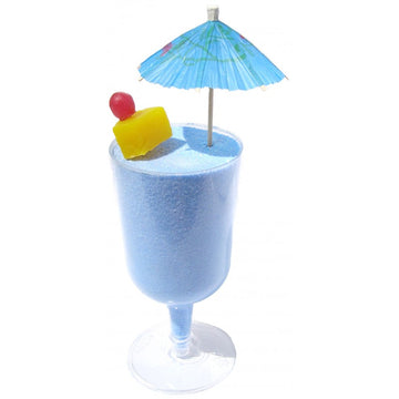 Blue Hawaii Bath Bomb Cocktail