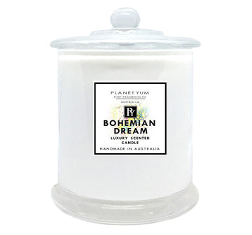 Bohemian Dreams Luxury Scented Candle