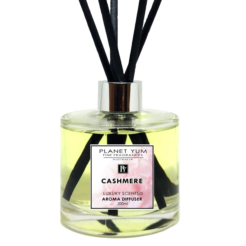 Cashmere Luxury Scented Aroma Diffuser