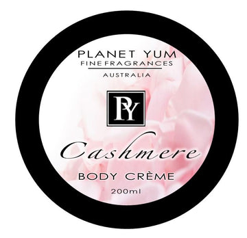 Body Butter Cashmere by Planet Yum