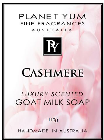 Cashmere Everyday Goat Milk Soap