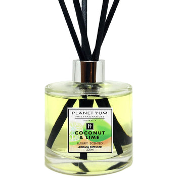 Coconut & Lime Luxury Scented Aroma Diffuser