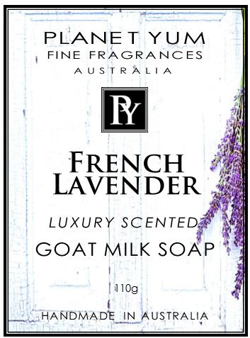 French Lavender Everyday Goat Milk Soap