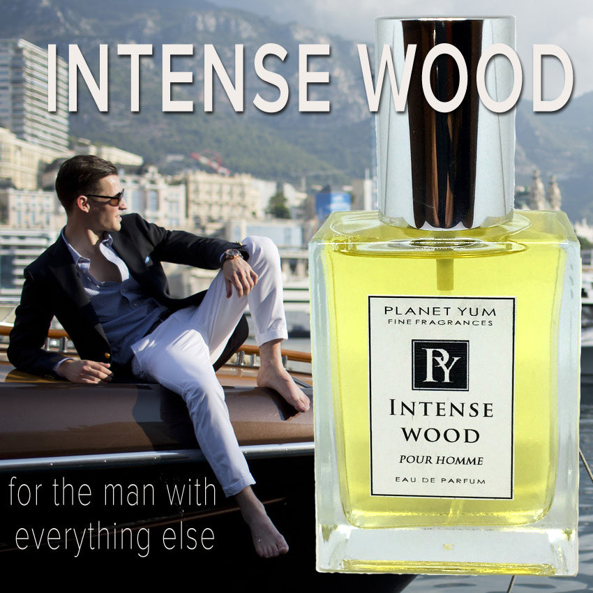Intense Wood Perfume for Him