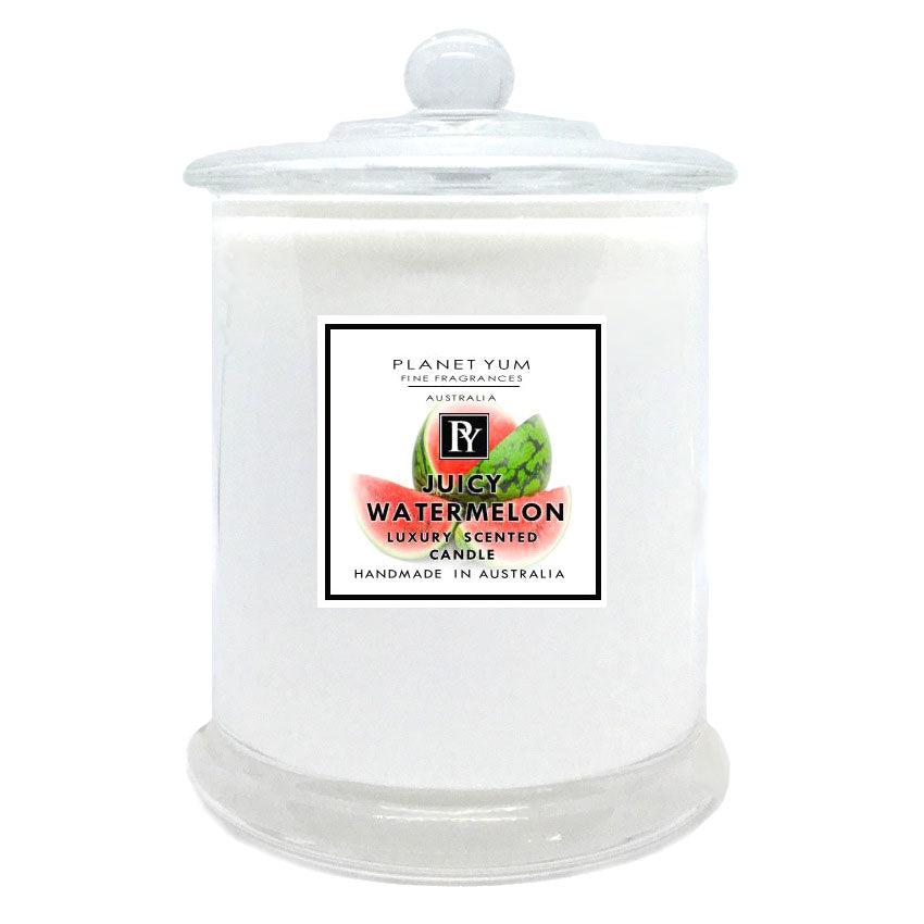 Juicy Watermelon Luxury Scented Candle