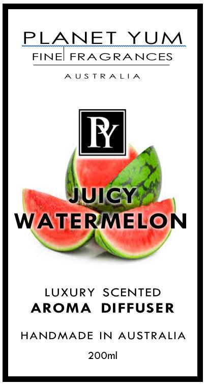 Juicy Watermelon Luxury Scented Aroma Diffuser