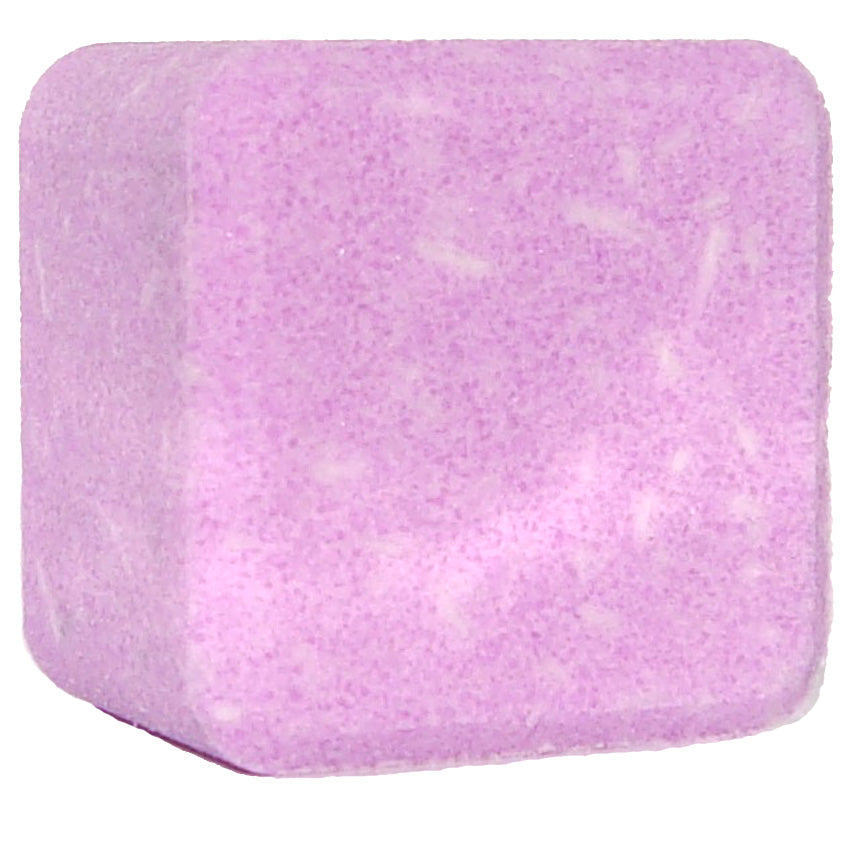 Indigo Lavender Bubble Bath Block