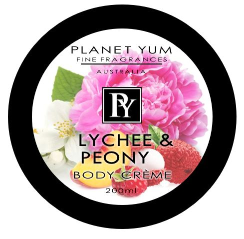 Lychee & Peony Body Butter