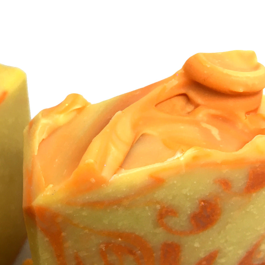 Mango & Papaya Artisan Goat Milk Soap