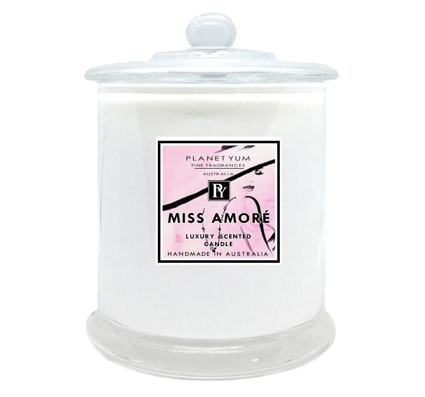 Miss Amore Luxury Scented Candle