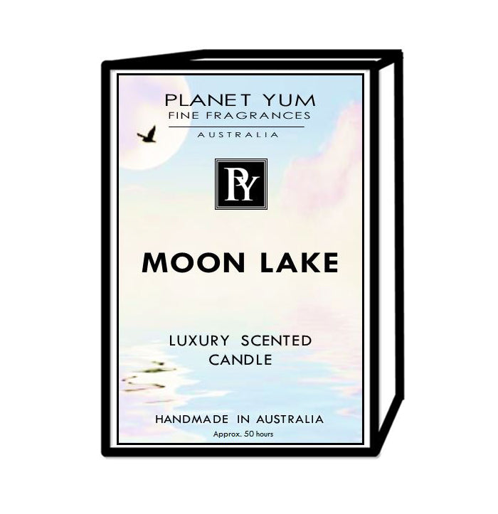 Moon Lake Luxury Scented Candle