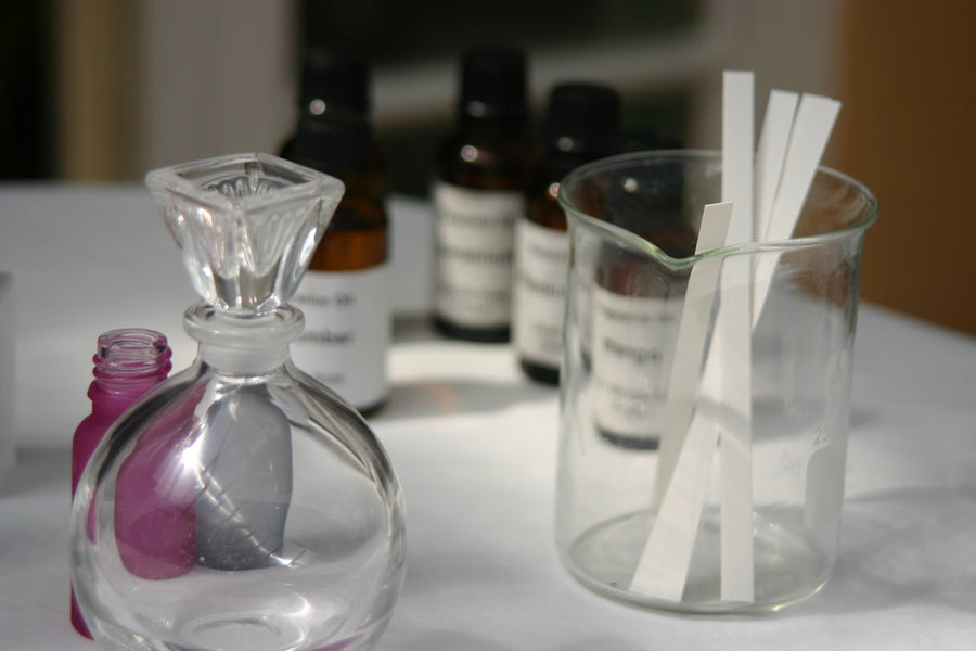 The Art of Perfumery Workshop