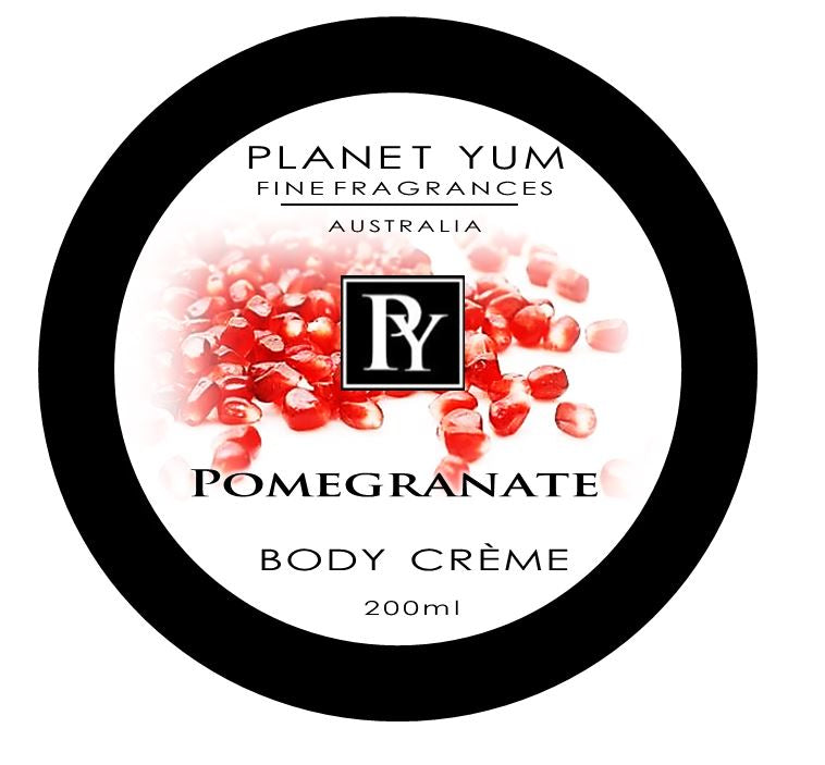 Pomegranate Body Butter