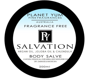 Salvation Body Butter
