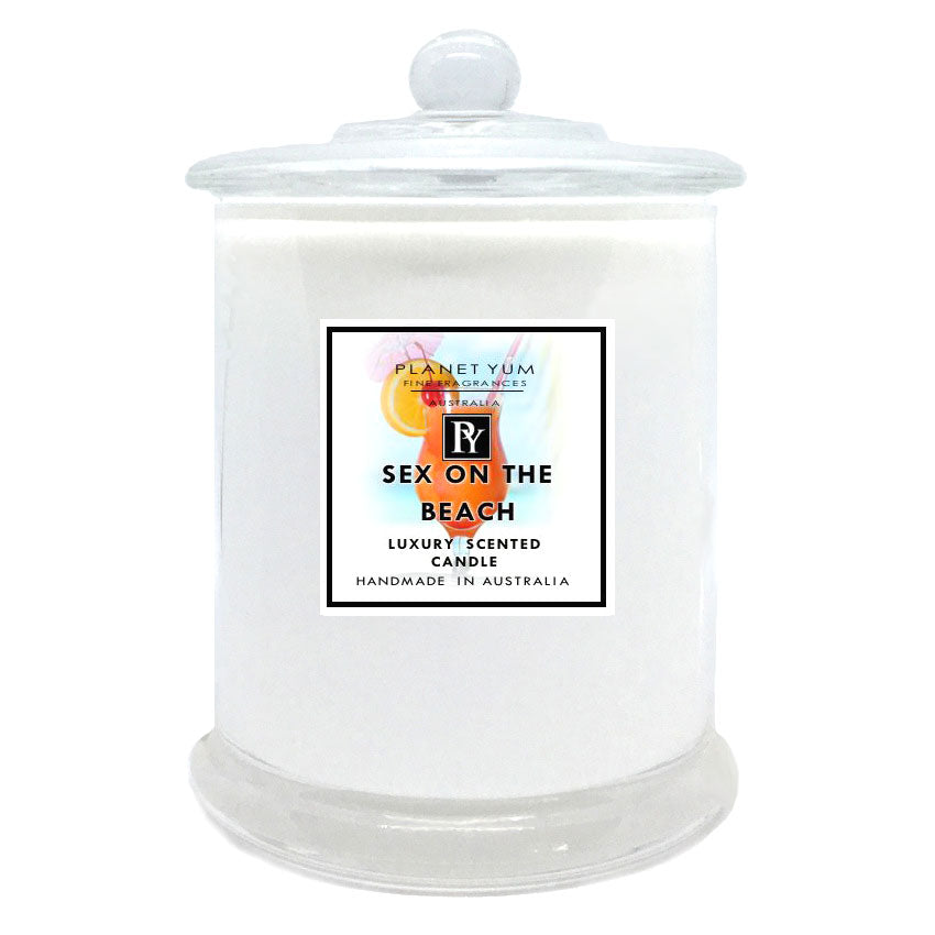 Sex on the Beach Cocktail Luxury Scented Candle