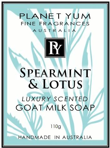 Spearmint Everyday Goat milk Soap