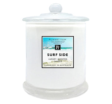 Surf Side Luxury Scented Candle