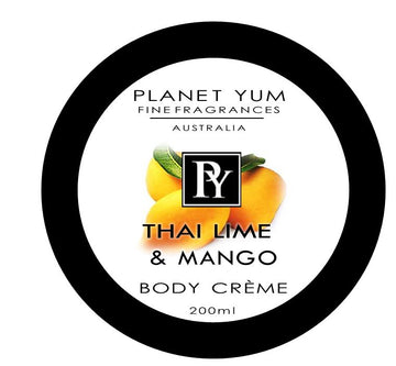 Thai Lime & Mango Body Butter