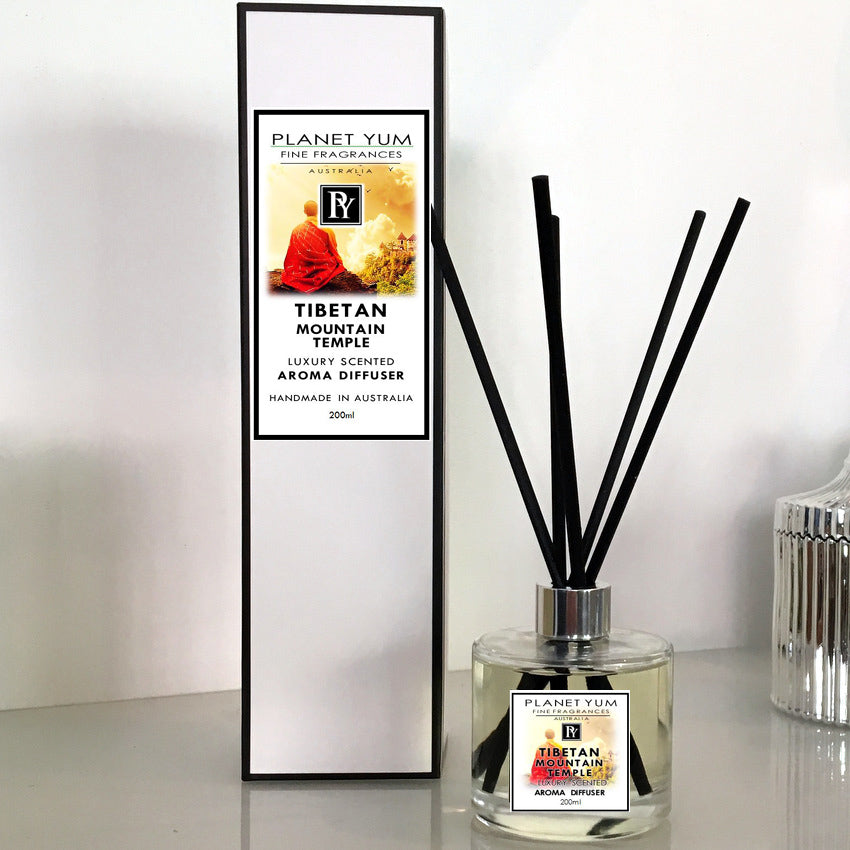 Tibetan Mountain Temple Luxury Scented Aroma Diffuser