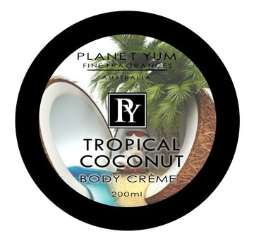 Tropical Coconut Body Butter
