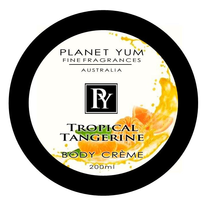 Tropical Tangerine Body Butter