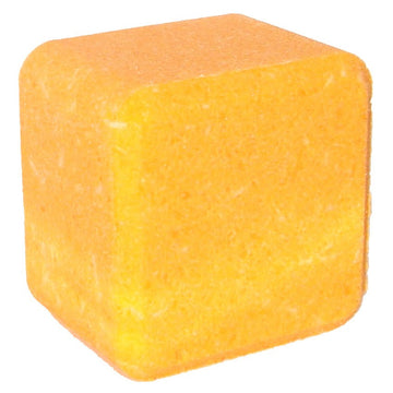Tropical Tangerine Bubble Bath Block