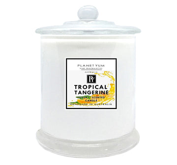 Tropical Tangerine Luxury Scented Candle