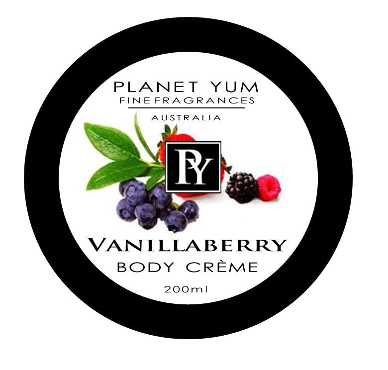 Vanillaberry Body Butter
