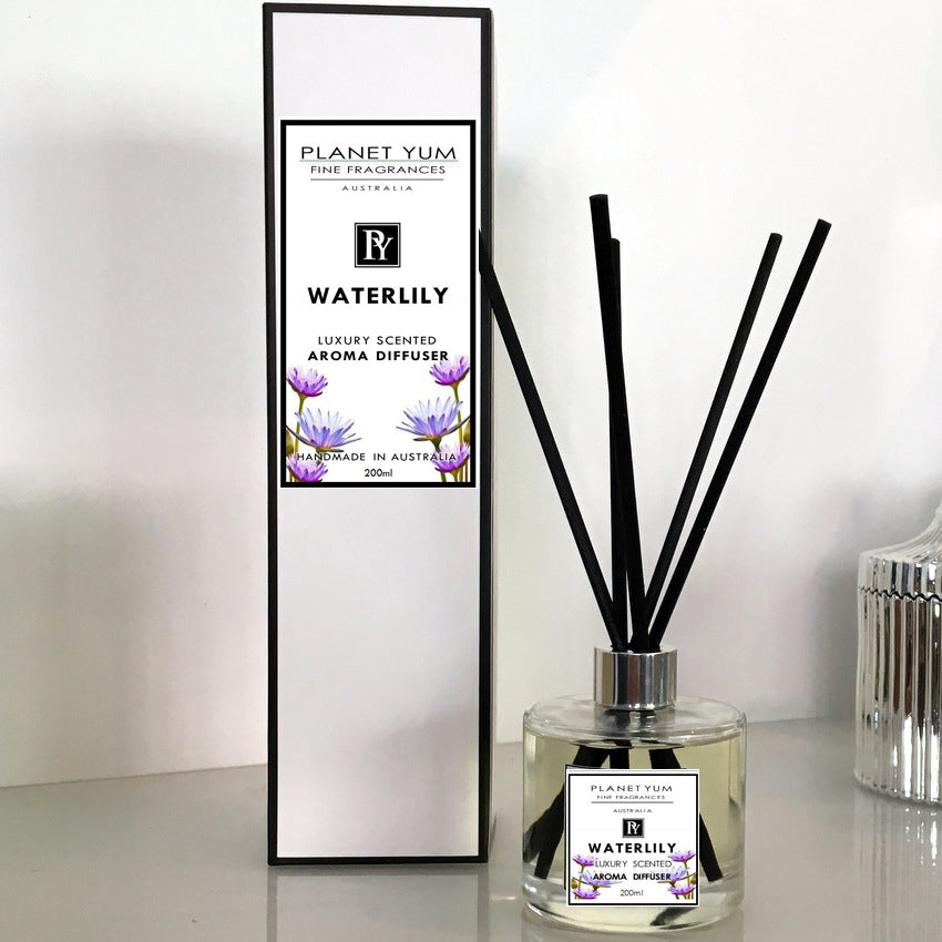 Waterlily Luxury Scented Aroma Diffuser