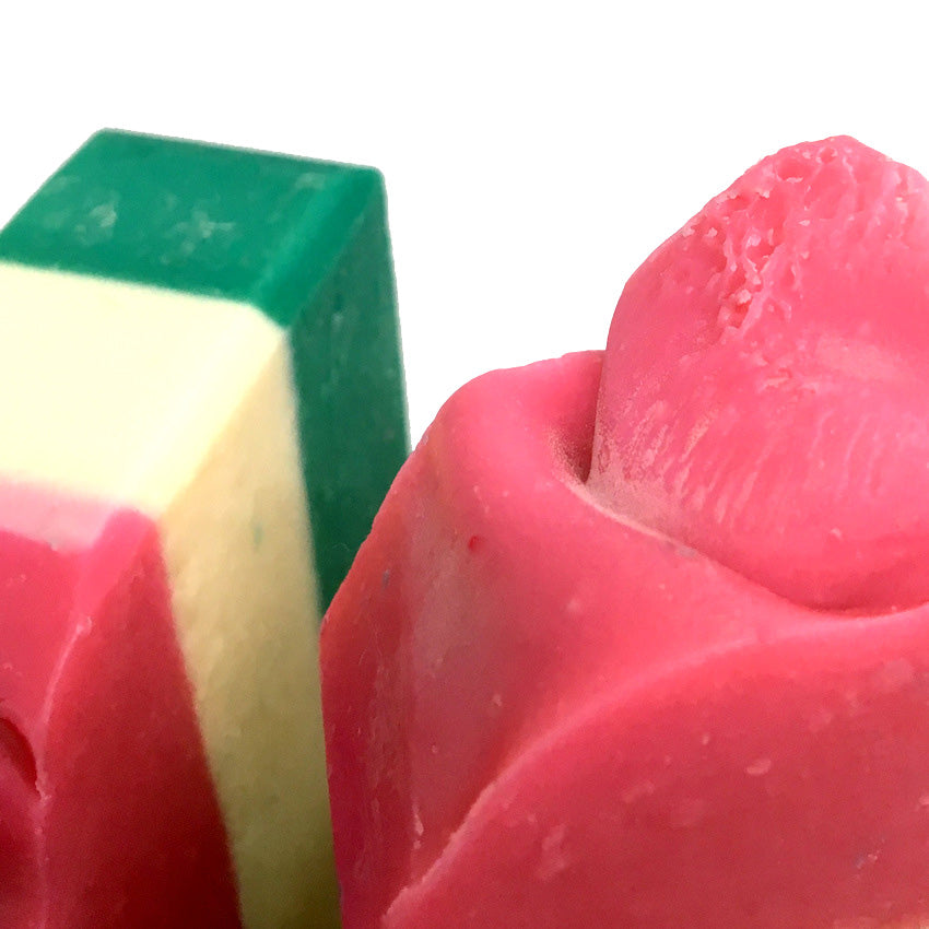 Watermelon Artisan Goat Milk Soap