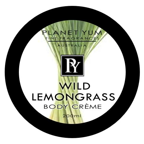 Wild Lemongrass Body Butter