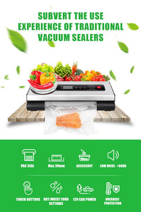 Food Vacuum Sealer (Dual Voltage 12V/240V)