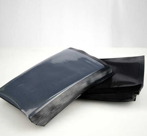 Domestic Vacuum Sealer Bags (290mm x 250mm) (clear-front & black-back)