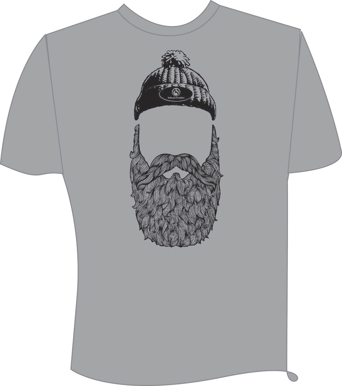 Bearded Man T-Shirt