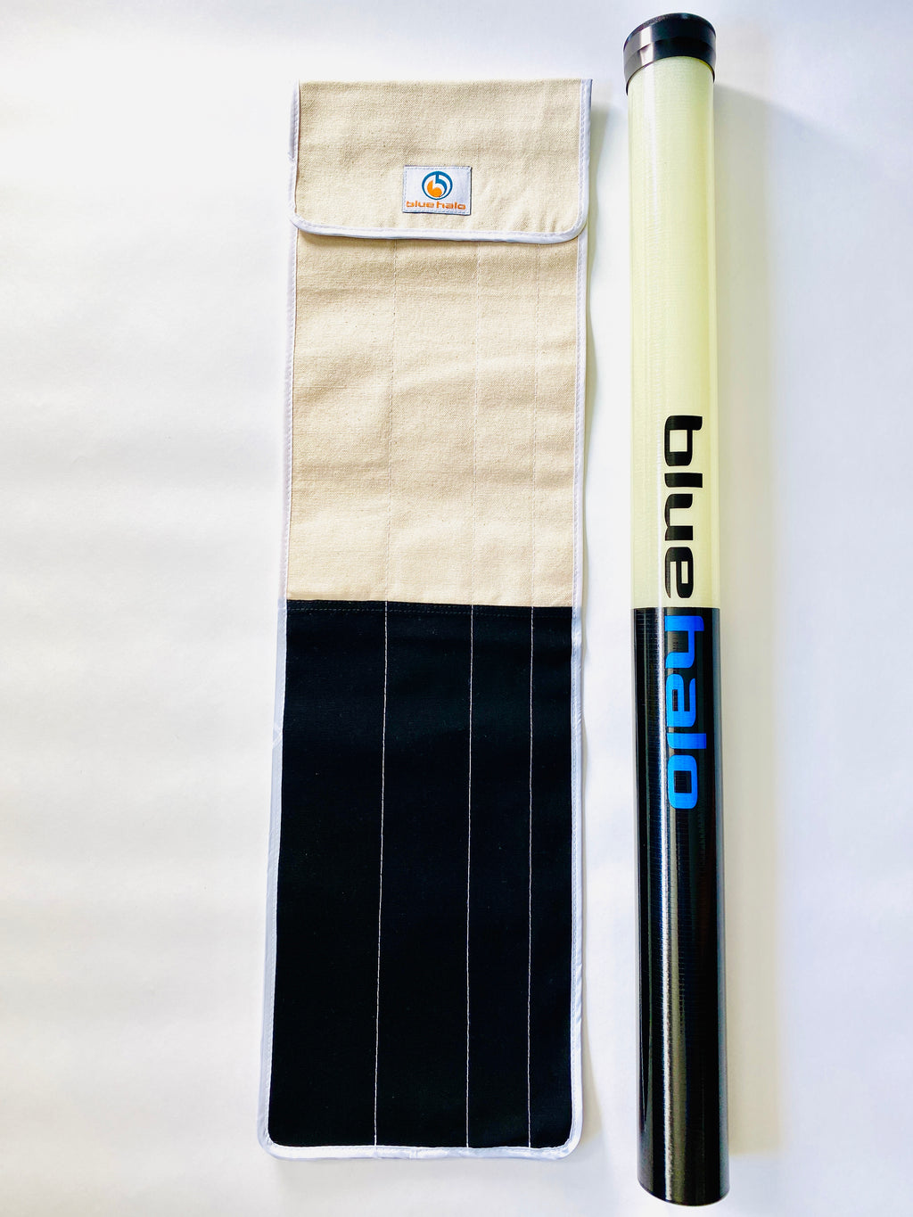 ROD SOCK AND GLASS | GRAPHITE TUBE 4 PIECE COMBO 2 TONE