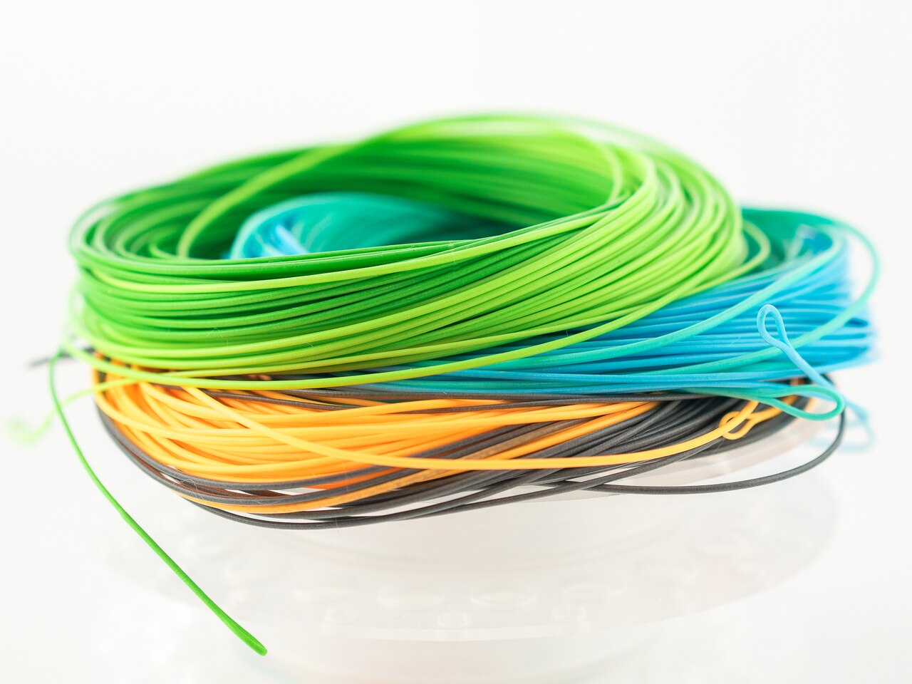 Blue Halo RIPPLE WF Fly Line - 7WT