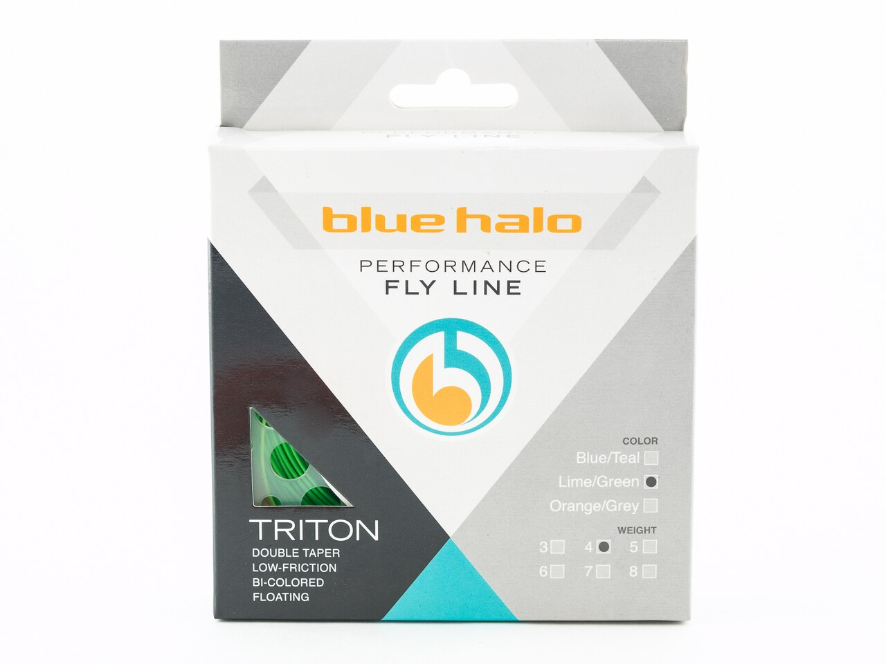 Blue Halo TRITON DT Fly Line - 6WT