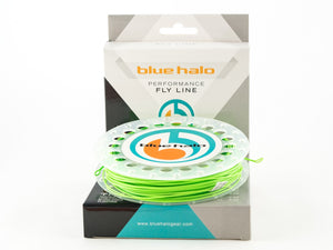 Blue Halo TRITON DT Fly Line - 3WT