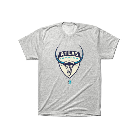 PLL Atlas Lacrosse Club Triblend Tee - Men's