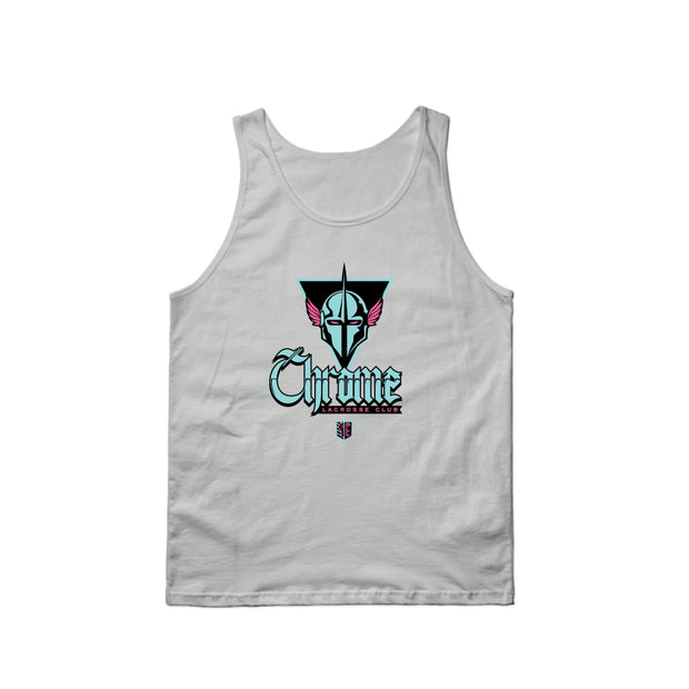PLL Chrome Lacrosse Club Tank Top - Men's