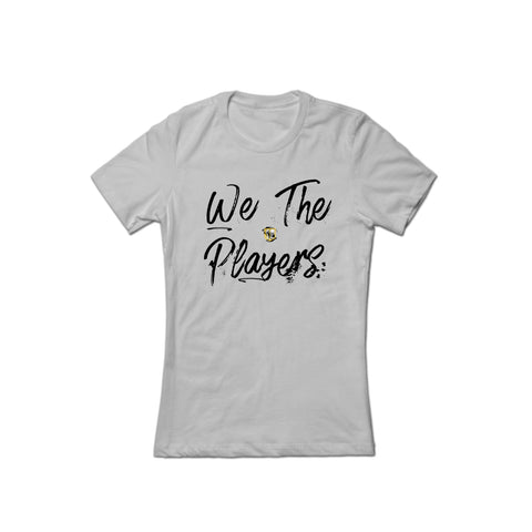 PLL We The Players Script Tee - Women's