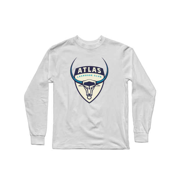 PLL Atlas Team Logo Longsleeve Shirt - Men's