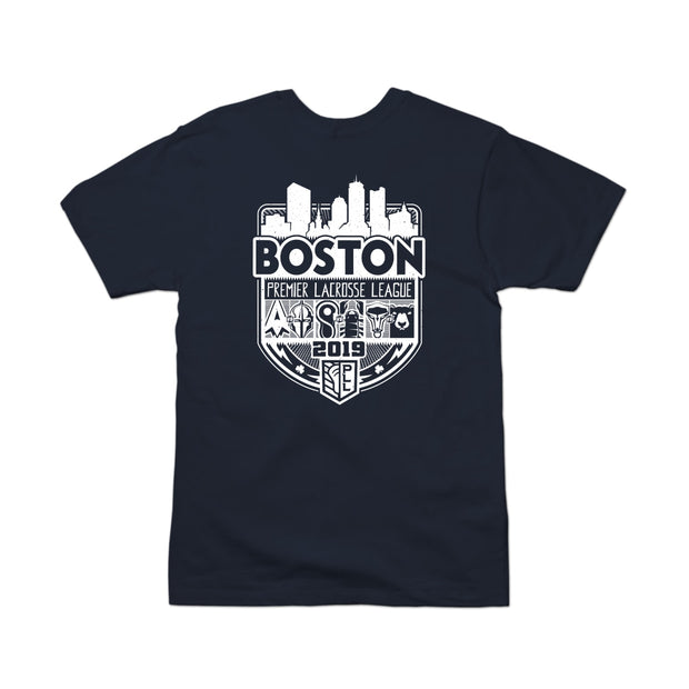 PLL Boston Week 1 Tee - Youth