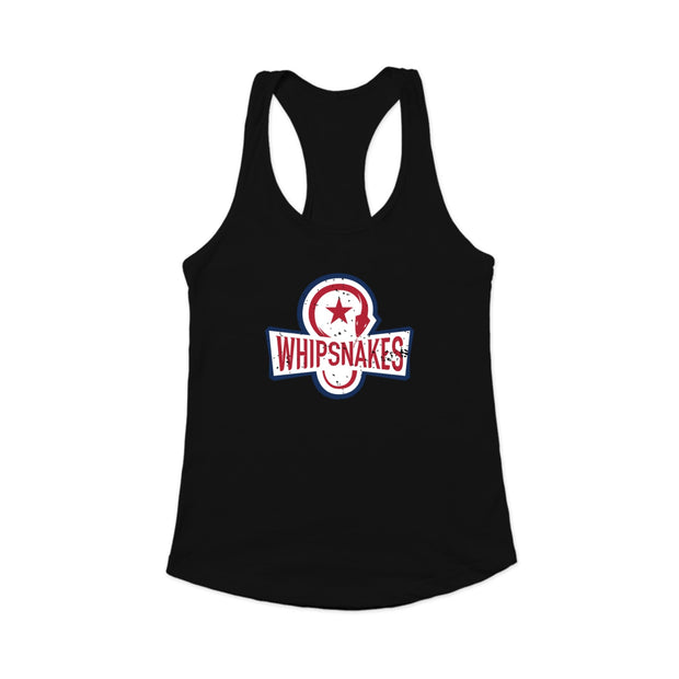 PLL Whipsnakes Independence Day Racerback Tank Top - Women's